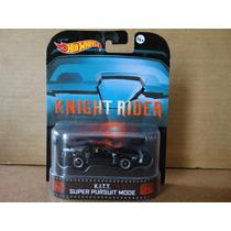 K I T T Super Pursuit Mode - Retro Hot Wheels 2013