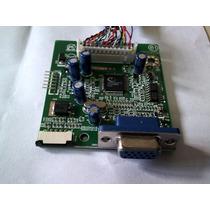 Placa De Video Monitor Lcd Dell Modelo E1709 Wc