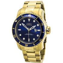 Relógio Invicta 15352 Pro Diver Scuba Ii Gold
