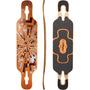 Shape Longboard Loaded Tan Tien Flex 1 Slide Dancing