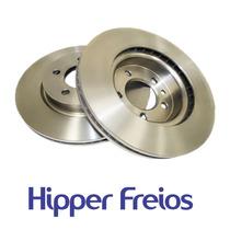Disco De Freio Ford Ecosport Fiesta Focus - Hf18b Dianteiro