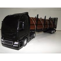 Caminhão Transporte Madeira Tora Bitrem Volvo Iveco Scania