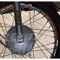 Friso Adesivo Refletivo Personalizado Mod07 Moto Honda Fan