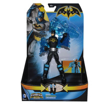 Batman Power Attack De Luxe - Batman Lanzamisiles - Mattel