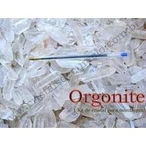 1 Kg Cristal Quartzo Pequeno P/ Montar Orgonite Frete Barato