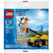 Lego 30229 - Repair Lift - City