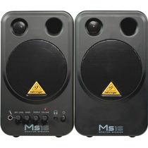 Monitor Multimídia Ativo 110v - Ms 16 - Behringer