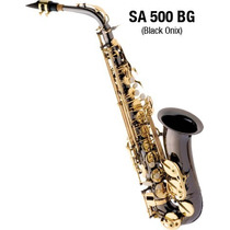 Sax Alto Eagle Black Onix