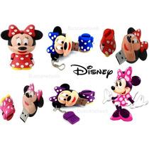 Pendrive 4gb Usb Disney Mickey - Minnie Mouse Fréte + Barato