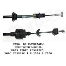 5035 Cabo De Embreagem Polo Classic 1.8 Mpi 99cv Reg. Manual