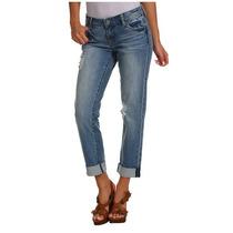 Calça Jeans Levis Pescador Skinny Tam.38 W29 L32 R12