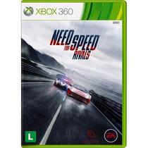 Xbox 360 - Need For Speed Rivals - Mídia Física