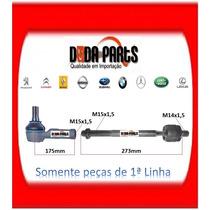 Kit Braço Axial + Ponteira Terminal Corolla 09.. - 1ª Linha