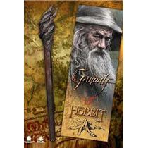 Marca Página Marcador Livro Gandalf Hobbit Senhor Dos Anéis