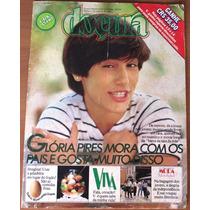 A9124 Antiga Revista Doçura - Janeiro 1981 - Número 19 - Com