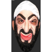 Máscara Terrorista Do Bin Laden