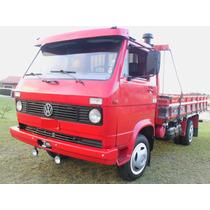 Caminhão Volkswagen 3/4 6.90 Ano 1985 Segundo Dono Impecável