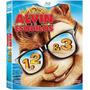Blu-ray : Alvin E Os Esquilos - Trilogia Original - 3 Discos