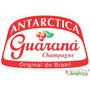 Adesivo Refrigerante Guaraná Antartica # 04 (30 Cm Na Parte