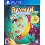 Rayman Legends Ps4 Novo Lacrado Mídia Física