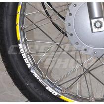 Friso Adesivo Refletivo Personalizado Mod01 Moto Honda Fan
