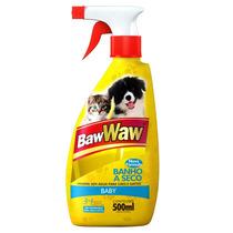Banho A Seco Baby 500ml - Baw Waw - Meu Amigo Pet