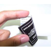Adesivo Troca De Óleo / Adesivo Para Carro Personalizado