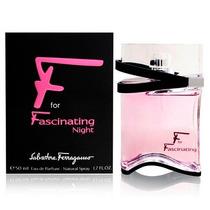 Perfume F For Fascinating Night Feminino 90ml Eau De Parfum
