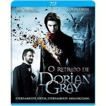 Blu-ray - O Retrato De Dorian Gray - Colin Firth (lacrado)