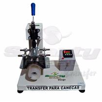Prensa Térmica P Transfer Laser Canecas Copos Acrilico