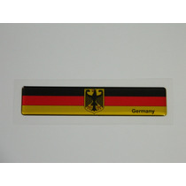 Emblema Alemanha Volkswagen Parati Golf Tiguan