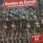 Lp Sambas De Enredo Grupo 1a - Carnaval 1983 - Vinil Raro