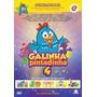 Dvd Galinha Pintadinha 4 - Desenho (986459)