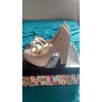 Sapato Melissa Ballet (usado Poucas Vezes)