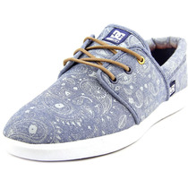 Dc Shoes Sapatos Haven Tx Mulheres Lona Skate