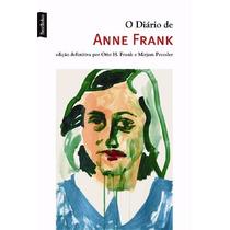 O Diário De Anne Frank - Edição De Bolso - Frete 7 Reais