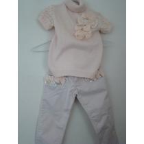Pituchinhus - Conjunto De Blusa E Calça. Temos Lilica