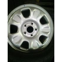 Roda Aro 16 Ferro Estepe Duster - New Civic - 5x114.3 Jogo