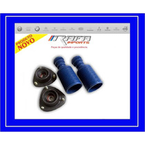 Kit 2 Coxim Batente Coifa Do Amortecedor Pajero Tr4 /io-nova