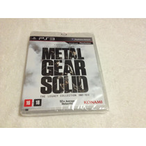 Metal Gear Solid The Legacy Collection 1987-2012 - Lacrado