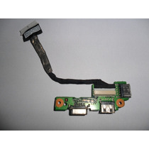 Placa Usb Vga Para Notebook Dell Inspiron N5010 - 0cd9g1