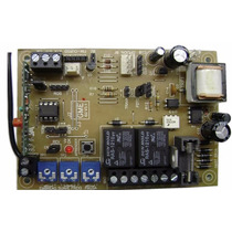 Placa Central Gii G2 Portão Eletrônico Seg Garen Unisystem