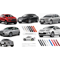 Friso Lateral Ford Focus New Fiesta Fusion Ecosport Ranger.