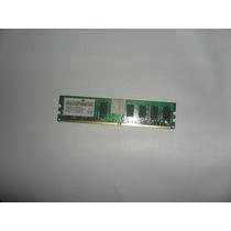 Pente De Memoria Ddr2 512 Mb Para Computador Usado