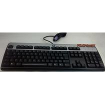 Teclado Para Desktop Hp Original Ps2 Abnt2 Com Ç
