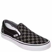 Vans Tênis Clássico Slip-on Canvas Sneakers