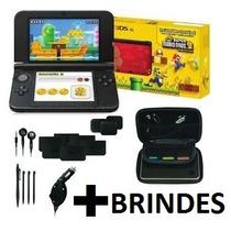 New 3ds Nintendo 3ds Xl Americano Na Caixa Envio Hoje!!