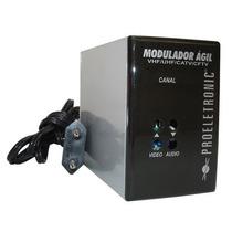 Modulador Proeletronic Ágil Vhf/uhf/catv Pqmo2600 6910