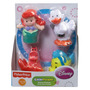 Ariel A Pequena Sereia Princesas Disney Little People