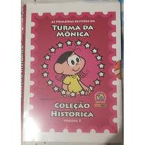 Coleção Histórica Turma Da Mônica Volume 5 (novo, Lacrado)